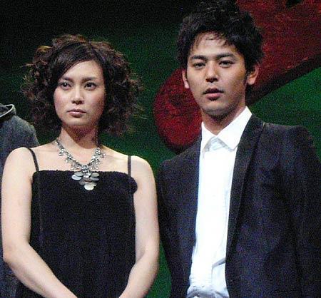 妻夫 木 聡 柴咲 コウ